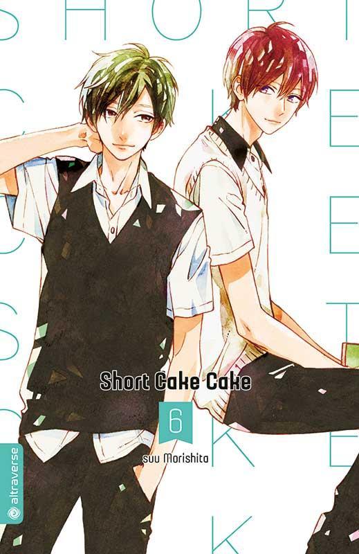Cover-Bild Short Cake Cake 06