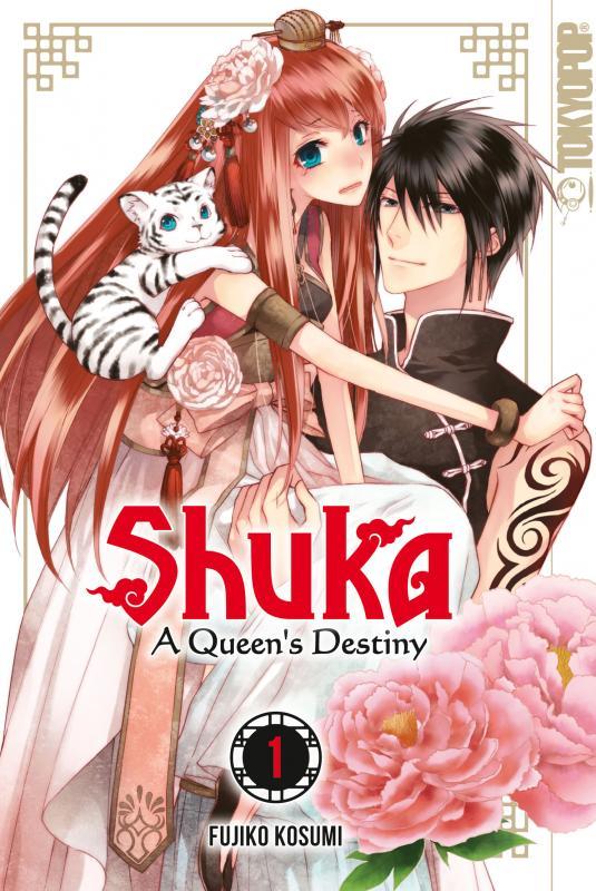 Cover-Bild Shuka - A Queen's Destiny 01