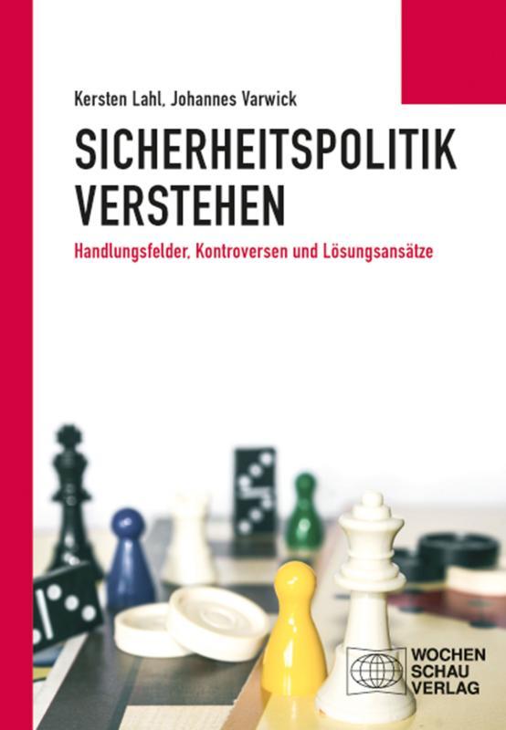 Cover-Bild Sicherheitspolitik verstehen