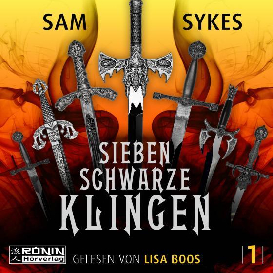 Cover-Bild Sieben schwarze Klingen