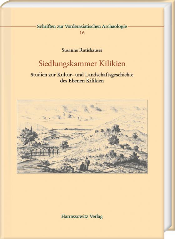 Cover-Bild Siedlungskammer Kilikien