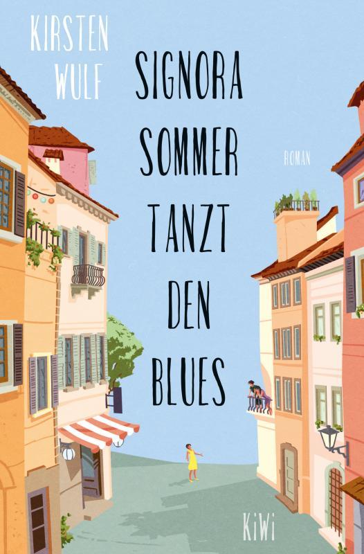 Cover-Bild Signora Sommer tanzt den Blues