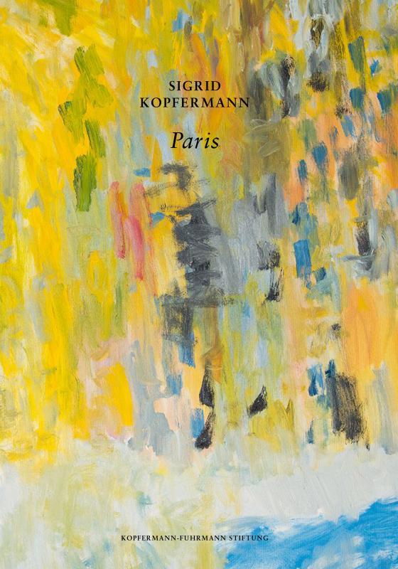Cover-Bild Sigrid Kopfermann - Paris
