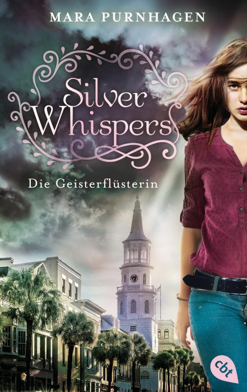 Cover-Bild Silver Whispers - Die Geisterflüsterin