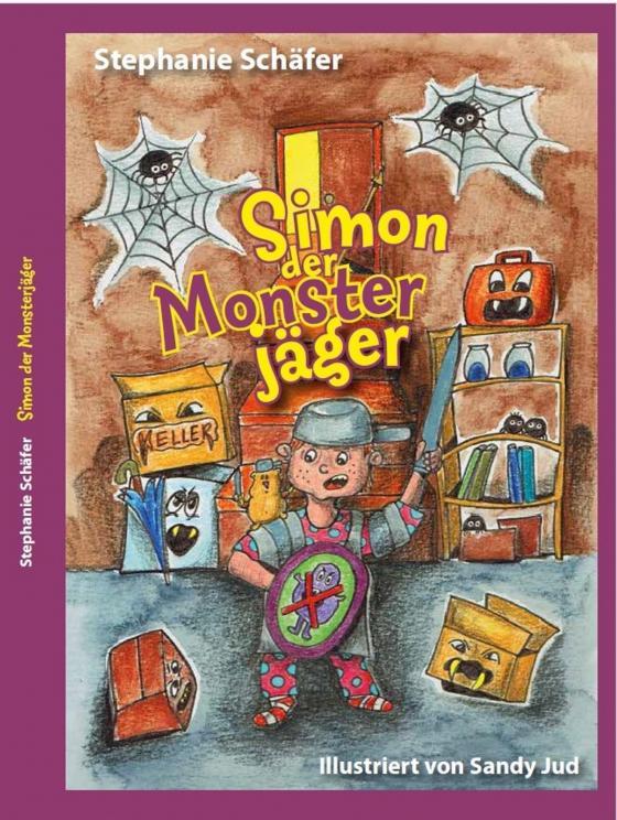 Cover-Bild Simon der Monsterjäger