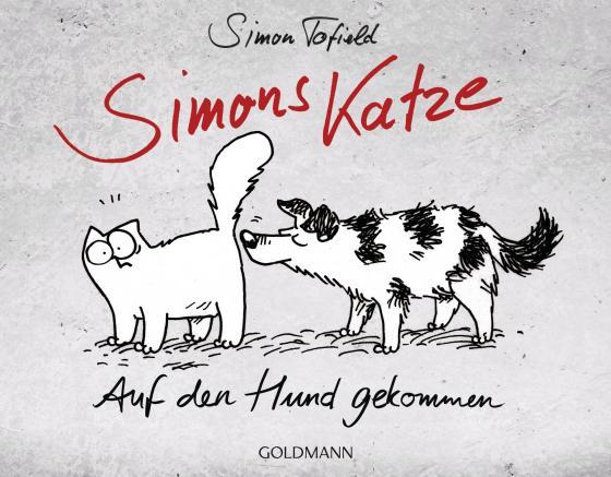 Cover-Bild Simons Katze - Auf den Hund gekommen