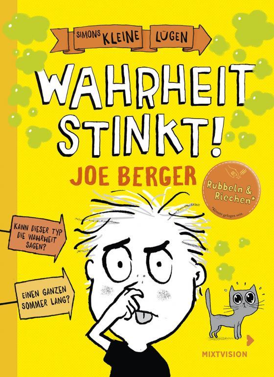 Cover-Bild Simons Kleine Lügen