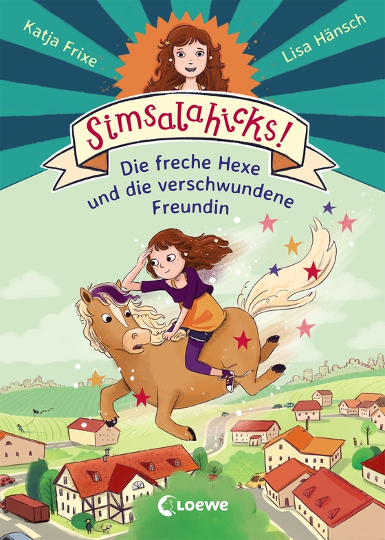 Cover-Bild Simsalahicks! 2 - Die freche Hexe und die verschwundene Freundin