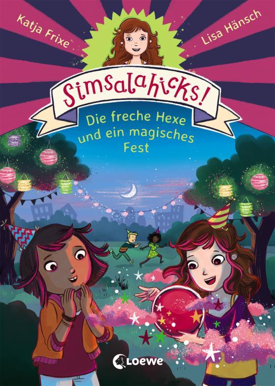 Cover-Bild Simsalahicks! Die freche Hexe und ein magisches Fest