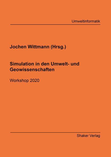 Cover-Bild Simulation in den Umwelt- und Geowissenschaften