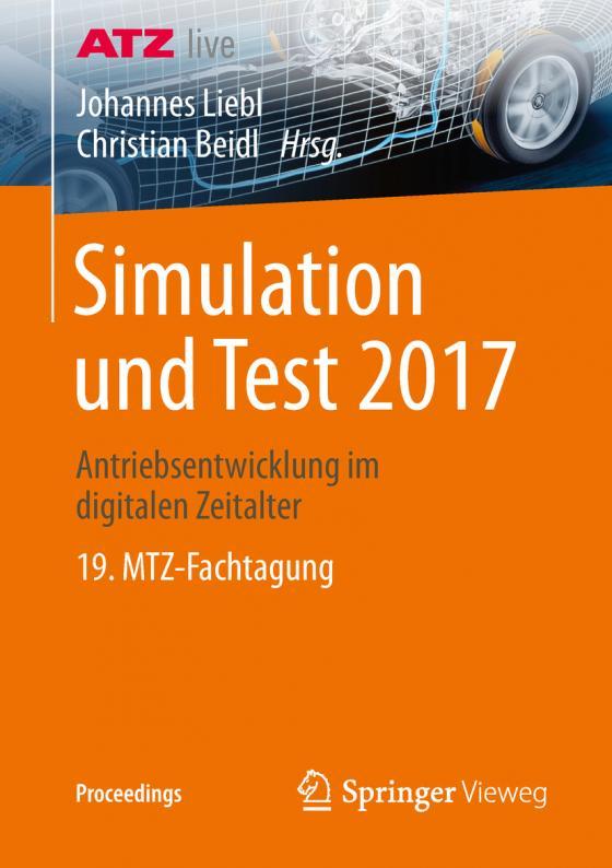 Cover-Bild Simulation und Test 2017
