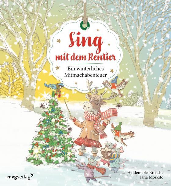 Cover-Bild Sing mit dem Rentier