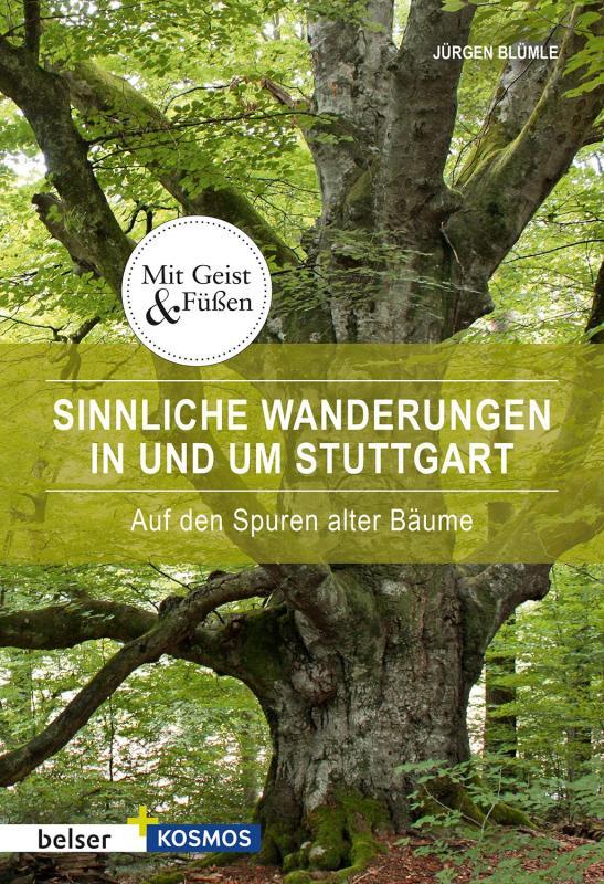 Cover-Bild Sinnliche Wanderungen in Stuttgart und Umgebung
