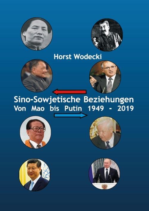 Cover-Bild Sino-sowjetische Beziehungen