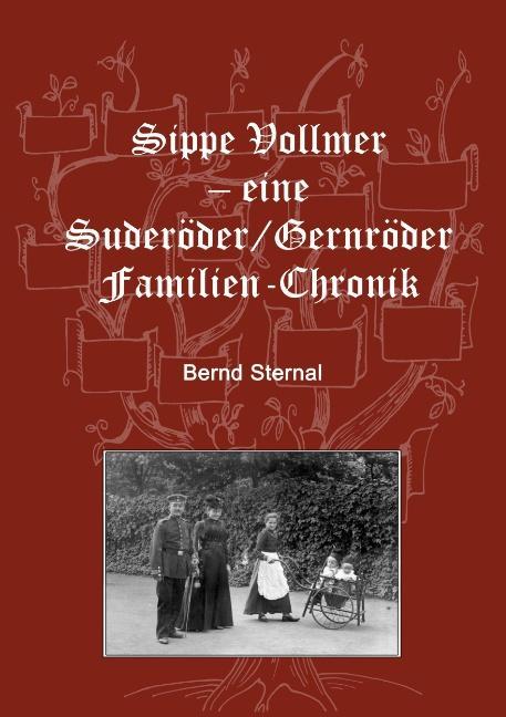 Cover-Bild Sippe Vollmer - eine Suderöder/Gernröder Familien-Chronik