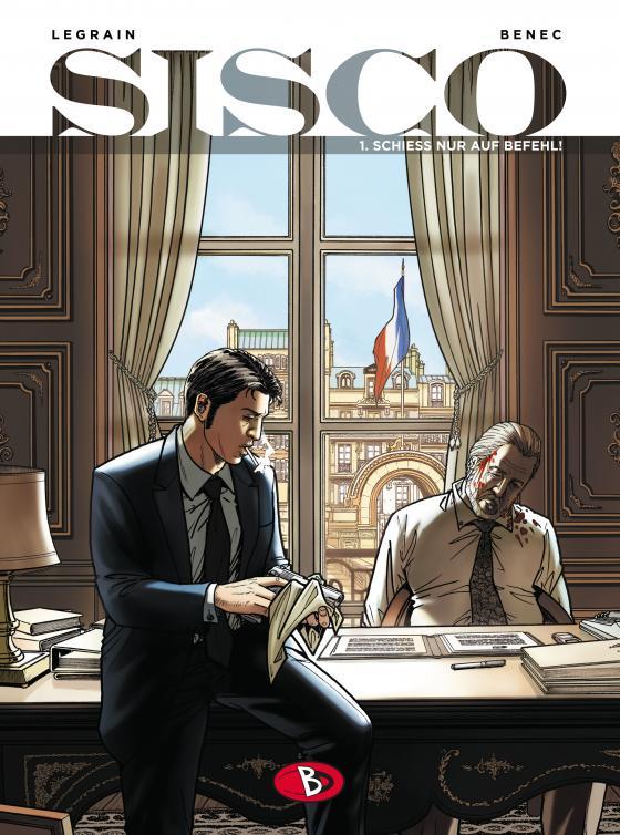 Cover-Bild Sisco #1
