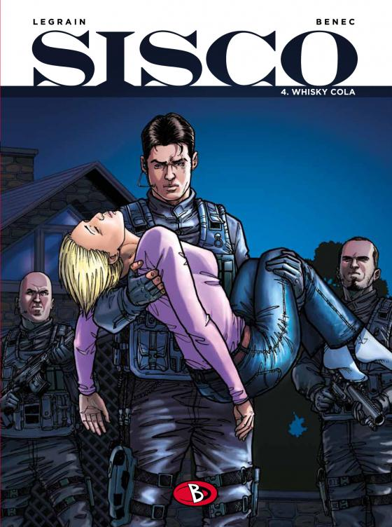 Cover-Bild Sisco #4