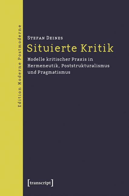 Cover-Bild Situierte Kritik