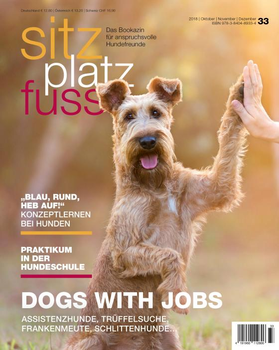 Cover-Bild SitzPlatzFuss, Ausgabe 33