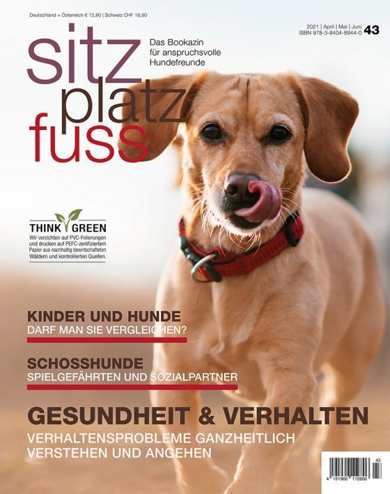 Cover-Bild SitzPlatzFuss, Ausgabe 43