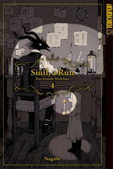 Cover-Bild Siúil, a Rún - Das fremde Mädchen 04