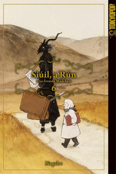 Cover-Bild Siúil, a Rún - Das fremde Mädchen 06