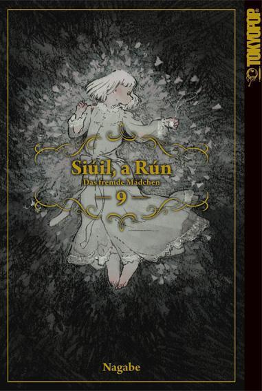 Cover-Bild Siúil, a Rún - Das fremde Mädchen 09