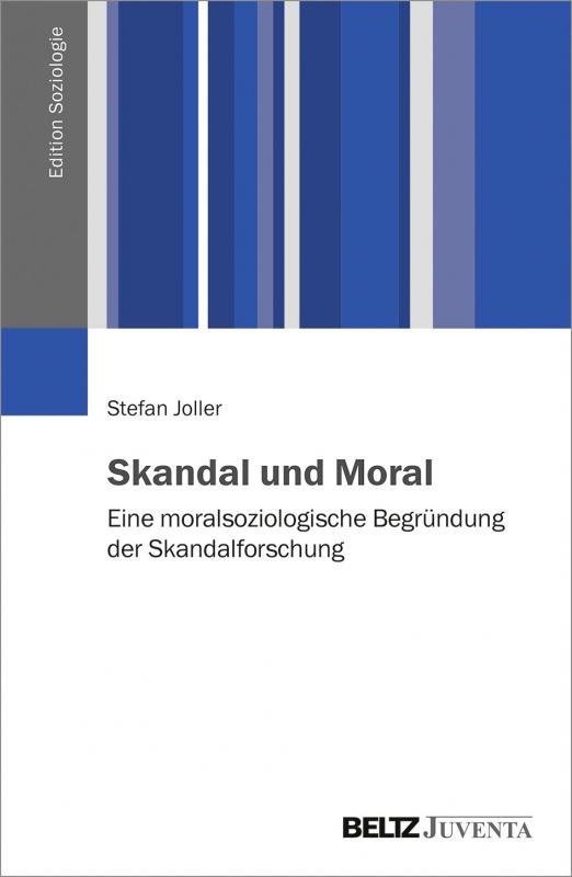 Cover-Bild Skandal und Moral