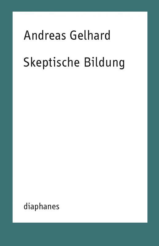Cover-Bild Skeptische Bildung