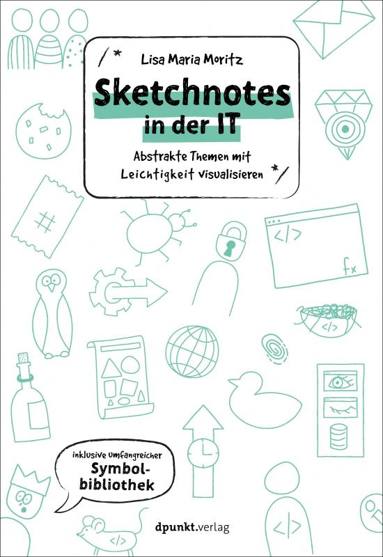 Cover-Bild Sketchnotes in der IT