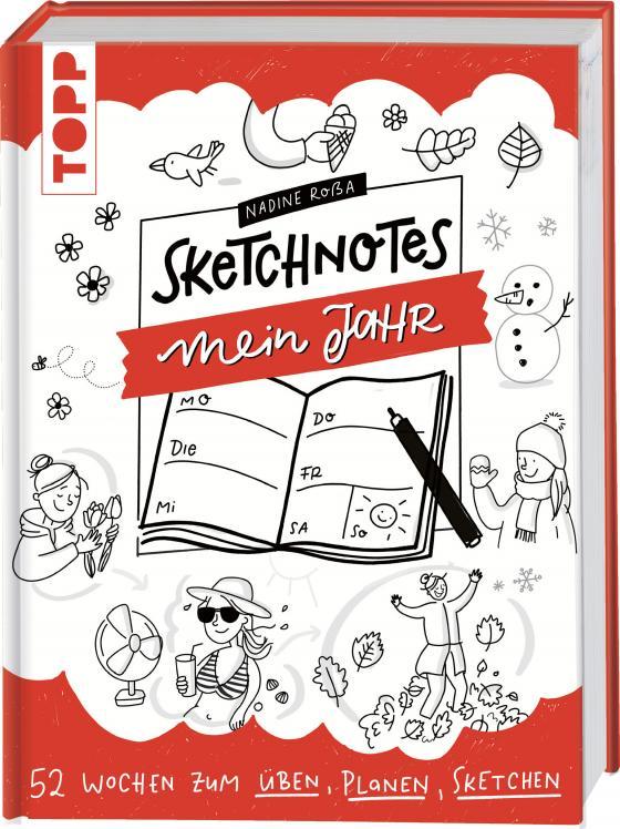 Cover-Bild Sketchnotes Mein Jahr