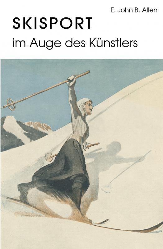 Cover-Bild Skisport im Auge des Künstlers