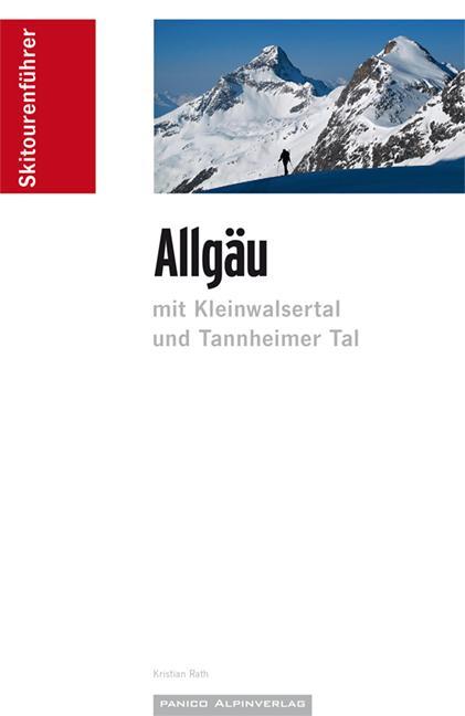 Cover-Bild Skitourenführer Allgäu