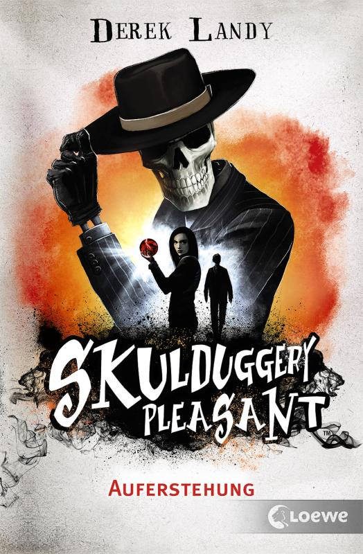 Cover-Bild Skulduggery Pleasant - Auferstehung