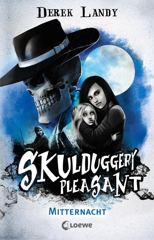 Cover-Bild Skulduggery Pleasant - Mitternacht