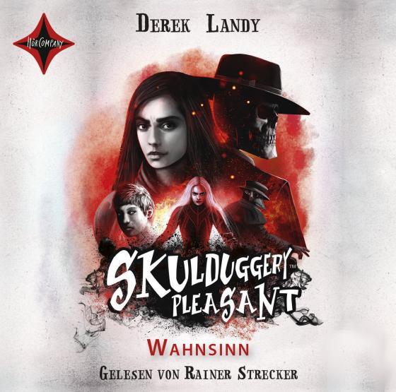 Cover-Bild Skulduggery Pleasant - Wahnsinn