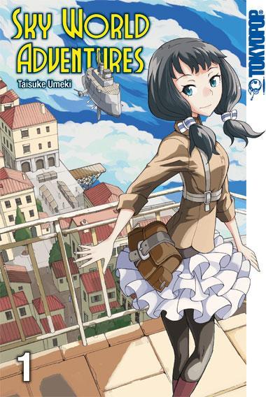 Cover-Bild Sky World Adventures 01