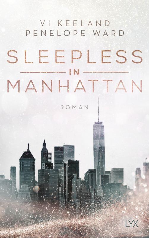 Cover-Bild Sleepless in Manhattan