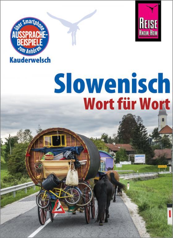 Cover-Bild Slowenisch - Wort für Wort