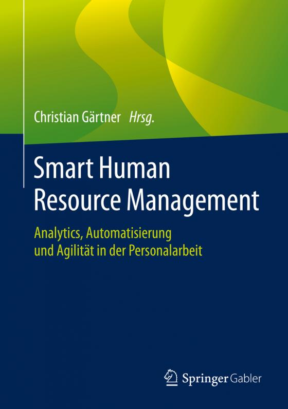 Cover-Bild Smart Human Resource Management