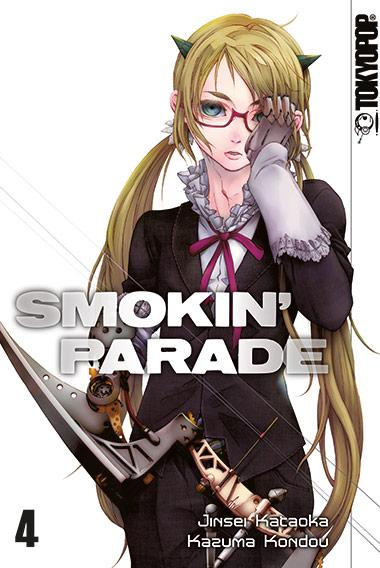 Cover-Bild Smokin' Parade 04