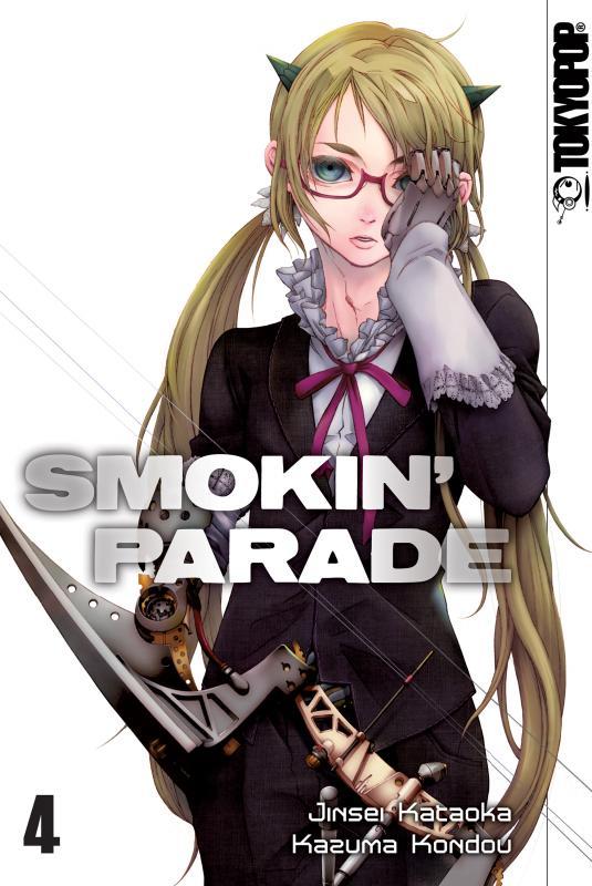 Cover-Bild Smokin' Parade 04