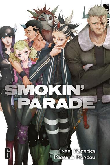 Cover-Bild Smokin' Parade 06