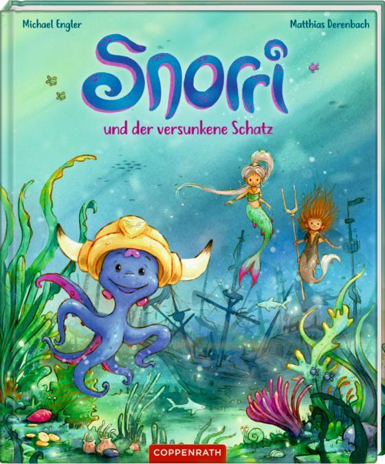 Cover-Bild Snorri und der versunkene Schatz
