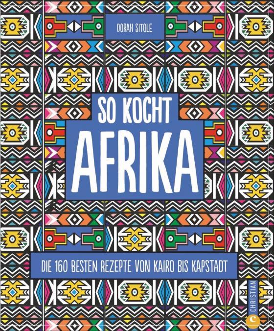 Cover-Bild So kocht Afrika