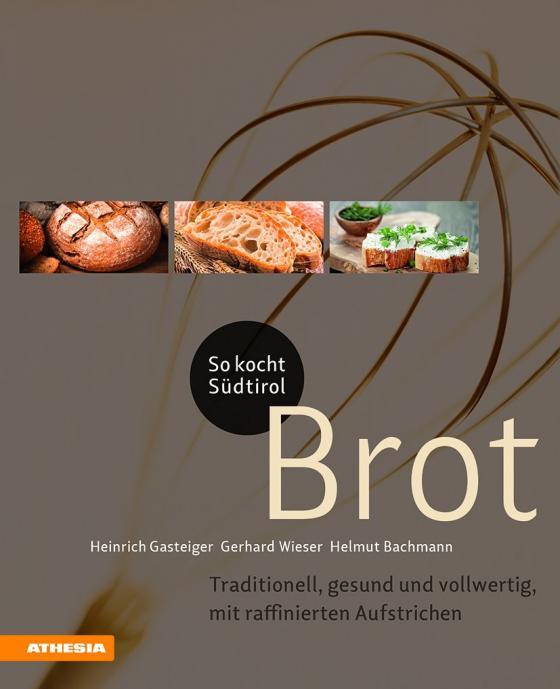 Cover-Bild So kocht Südtirol – Brot