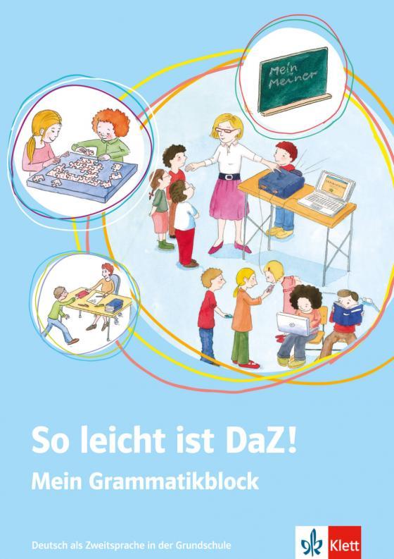 Cover-Bild So leicht ist DaZ!