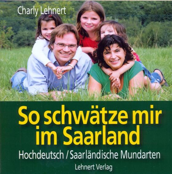 Cover-Bild So schwätze mir im Saarland