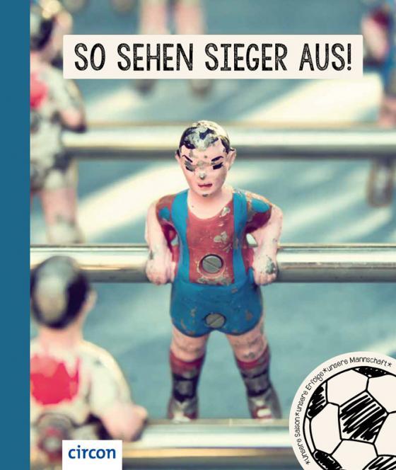 Cover-Bild So sehen Sieger aus!