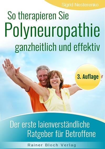 Cover-Bild So therapieren Sie Polyneuropathie - ganzheitlich und effektiv